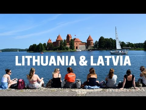Travel in Lithuania & Latvia with Busabout
