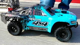 Arrma Senton Speed Test - 1/10 4x4 MEGA Short Course Truck - TheRcSaylors