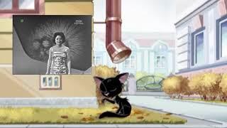 ПОПУРРИ НА ТЕМЫ ПЕСЕН 60-х ГОДОВ-минус,экран