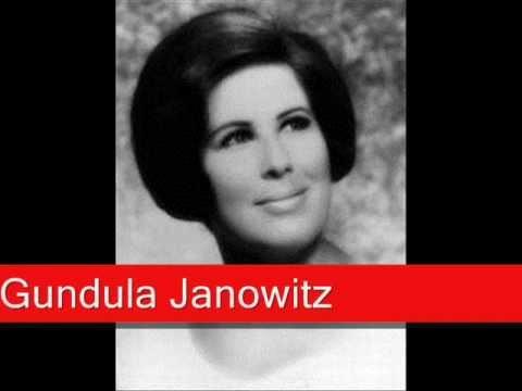 Gundula Janowitz: Puccini - La Bohème, 'Sì... Mi chiamano Mimì'