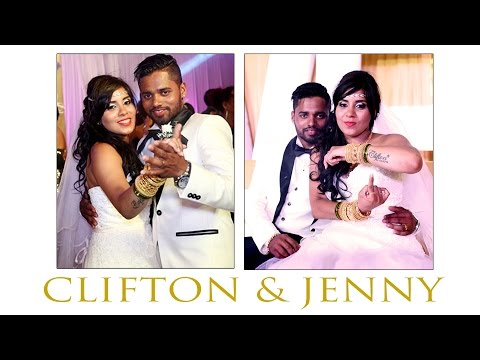 Jenny + Clifton | Wedding Highlights | Ignatius Studioz