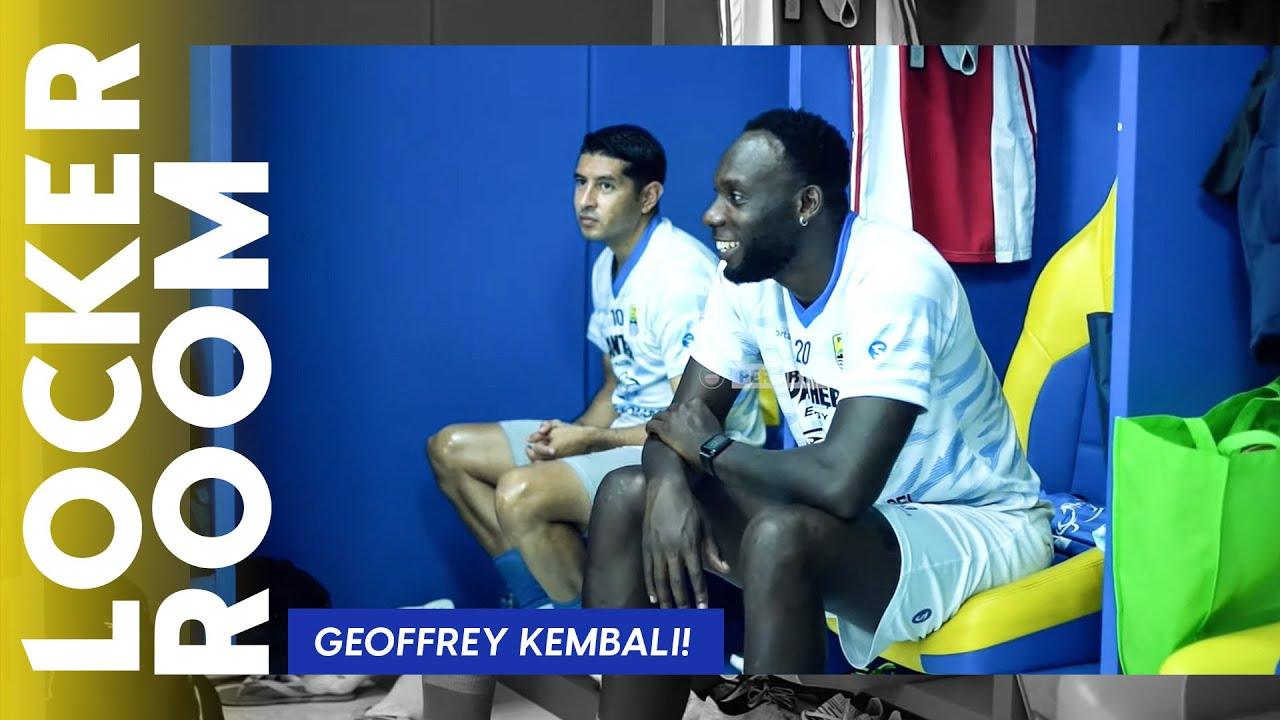 GEOFFREY KEMBALI! | Locker Room - 23 Juni 2021