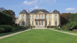 Joe Barbella, Spring, River Seine, Notre Dame, Paris, France, Rodin