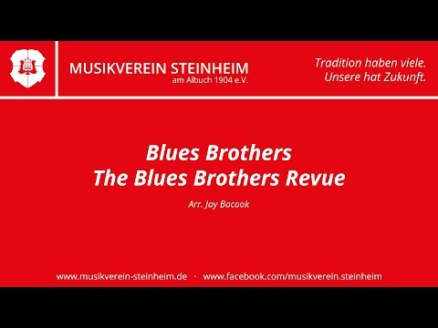 The Blues Brothers Revue, Arr. Jay Bocook