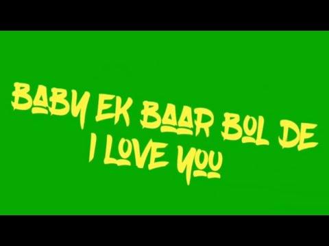 Green Screen Whatsapp Status Video || Kya Banogi Meri GF Whatsapp Status Video ||