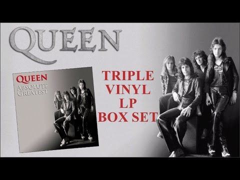 [110] Absolute Greatest - Triple Vinyl LP Box Set (2009)