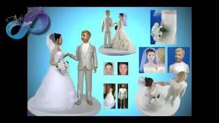 VIP сувениры, статуэтка по фотографии на заказ! Свадебные сувениры!