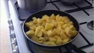 Pommes de terre sautées - Recette de grand-mère