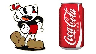 Cuphead characters and their favorite drinks