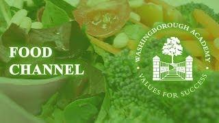 Jamie Olivers Asparagus Ribbon Salad