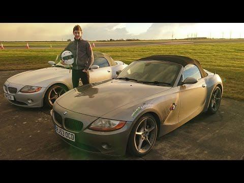 Bedford Autodrome Trackday BMW Z4