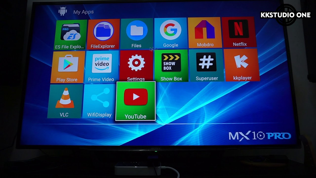 Testing   Review - Newest TV Box MX10 Pro Smart Android 8 1