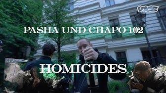 Pashanim feat Chapo102 - Homicides