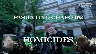 Pashanim feat Chapo102 - Homicides
