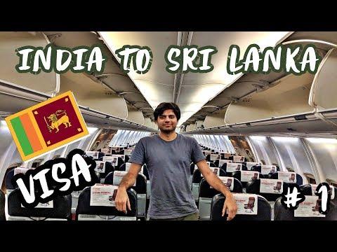 INDIA TO SRI LANKA - SRI LANKAN VISA FOR INDIANS