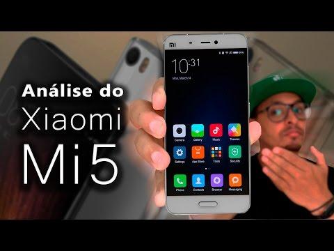 Review (análise) do Xiaomi Mi5
