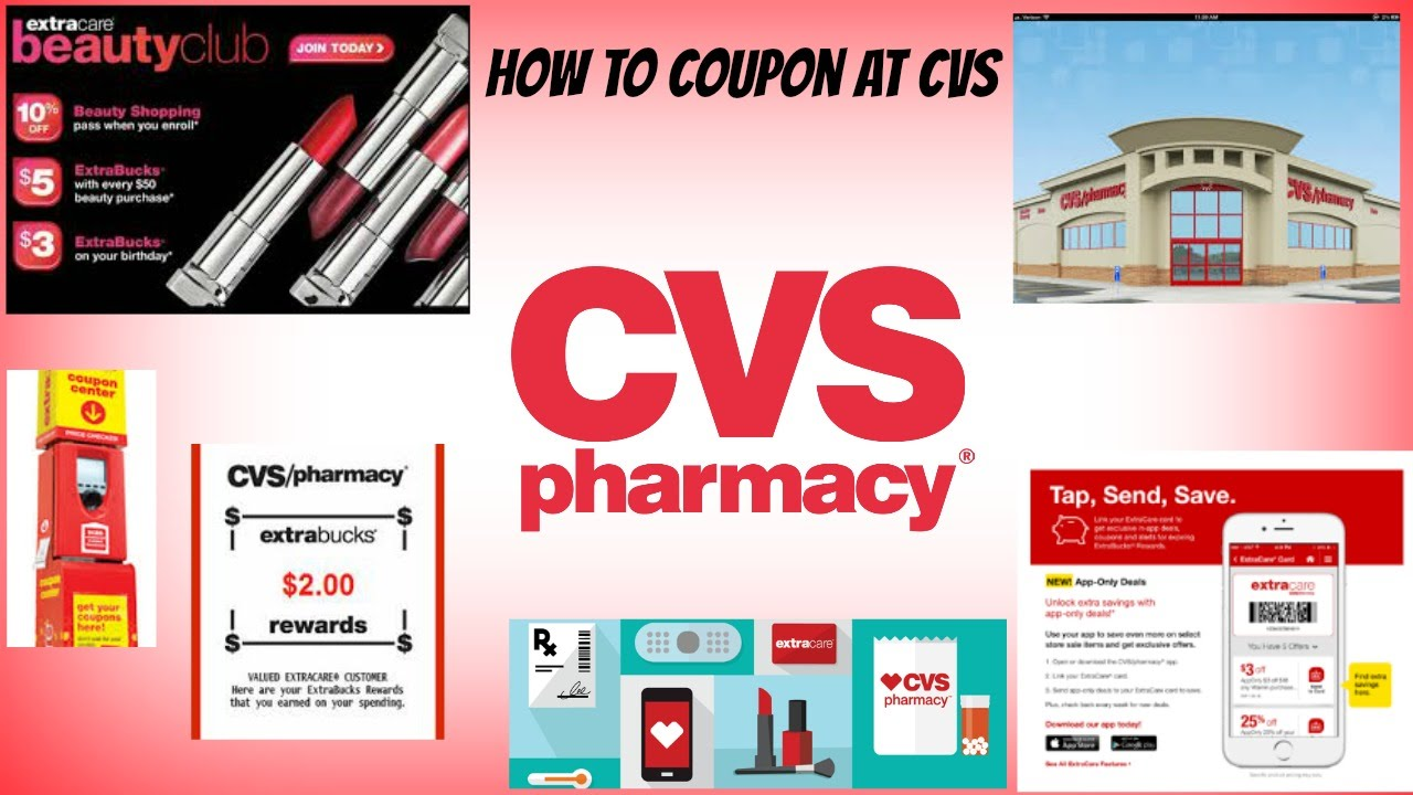 How To Coupon At Cvs~ With Example Deals And Breakdowns  Example Of A Coupon