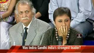 The Indira Gandhi legacy