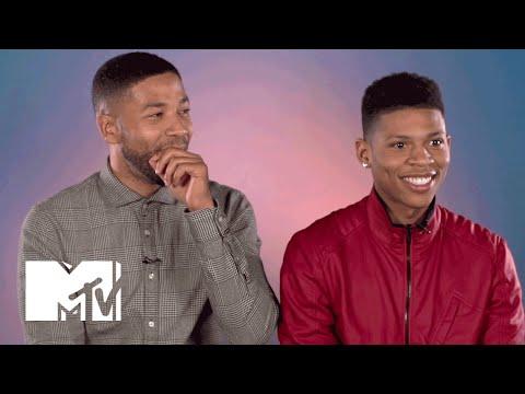 'Empire' Cast Plays Drip or Drop | MTV News