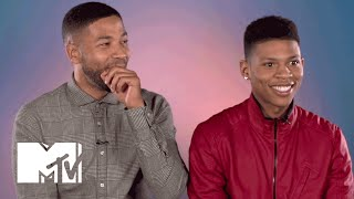 'Empire' Cast Plays Drip or Drop | MTV News