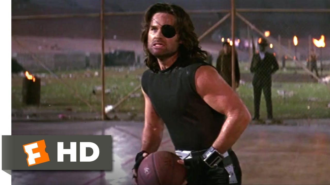 Download Escape From L.A. (1996) - Basketball to the Death Scene (6/10)   Movieclips
