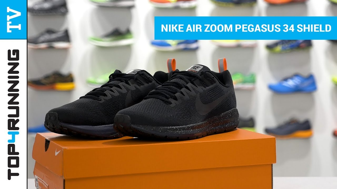 the best attitude e5e28 c246e TOP4RUNNING UNBOXING: Nike Air Zoom Structure 21 Shield