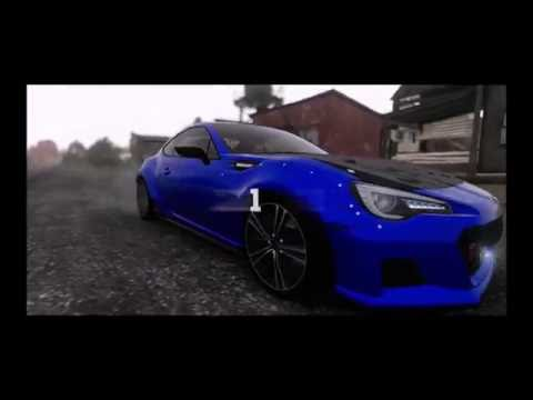 The Crew - Racing on the Island (Brand Time Attack, Subaru BRZ)