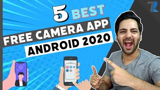 5 Best FREE Camera Apps For Android [2020] Improve Quality Of Photos & Videos !