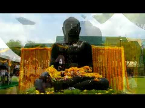 พระพุทธชยันตีองค์ดำนาลันทา(01A) เสถียรธรรมสถาน SDS Channel, May 25, 2012
