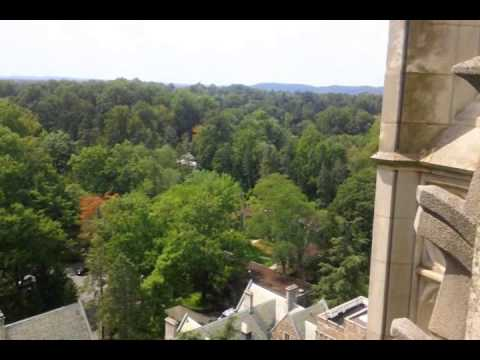 To the Top Of Princeton - Tower Tour