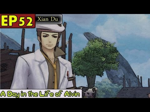 Tales of Xillia Playthrough Pt 52: Alvin's Special Lady Friend