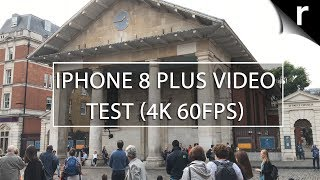 This iphone 8 plus camera video sample was shot at 4k resolution and 60 frames-per-second, a new setting for apple's mobile cameras. our full pl...