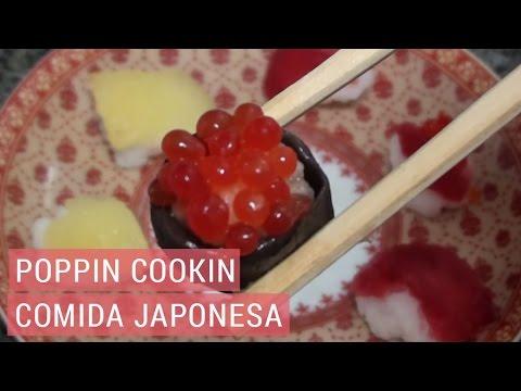poppin cookin comida japonesa sushi lia camargo