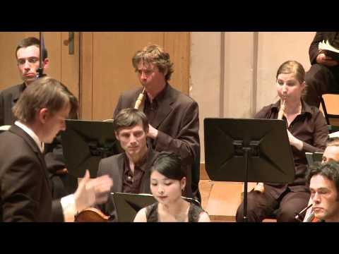 Bach Matthäus-Passion 13. Aria: Ich wir dir mein Herze schenken