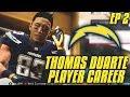THE GOAT VS PATRICK MAHOMES' CHIEFS! Thomas Duarte Player Career Ep.2 Mp3