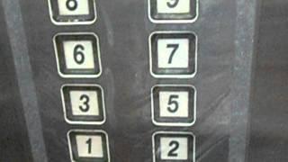 紅磡海濱廣場寫字樓一座奧的斯(OTIS)貨用升降機(2)