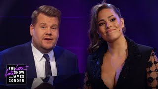 Ashley Graham & James Corden Love You