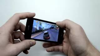 JIAYU G2+ MTK6577 1Gb видео обзор телефона на русском(Подробный обзор компенсации плюсов и недостатков телефона, подробней о телефоне можно прочесть здесь:..., 2012-11-30T16:30:35.000Z)