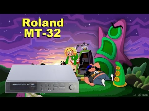 The Best Sound for MS-DOS Games - Roland MT-32