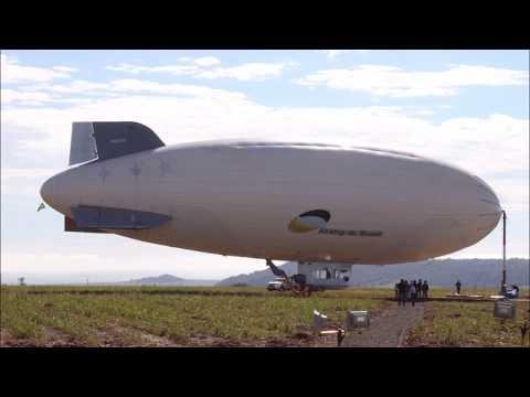 Voo ADB-3-X01 - Airship do Brasil