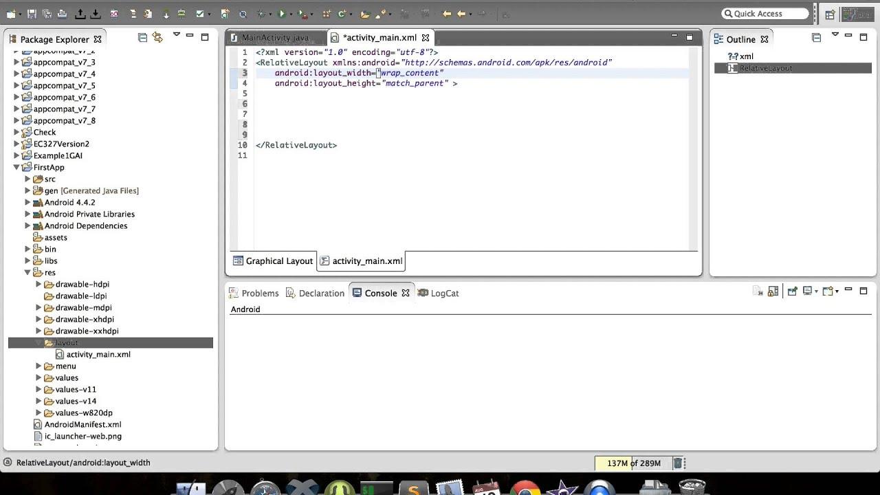 6 modifying the xml file