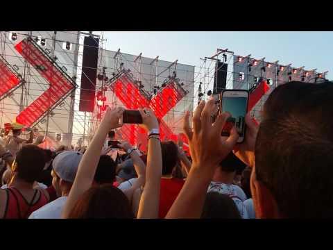 Don diablo - Head Up @ Marenostrum Xperience 2017