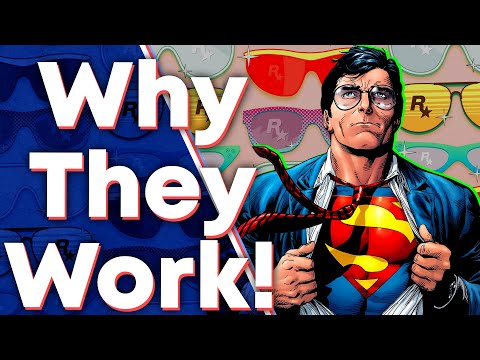 Theory: Why Clark Kent's Glasses Are Brilliant!
