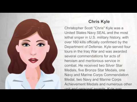 Chris Kyle - WikiVideos