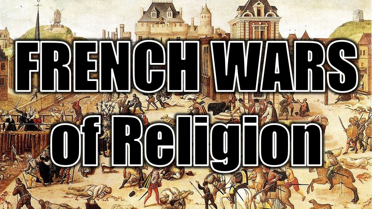the french wars of religion essay French and indian war essay 4 pages 990 words november 2014 saved essays save your essays here so you can locate them quickly.