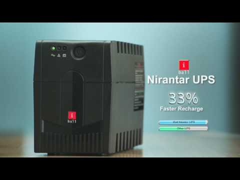 iball nirantar ups youtube rh youtube com UPS Network Diagram UPS Network Diagram