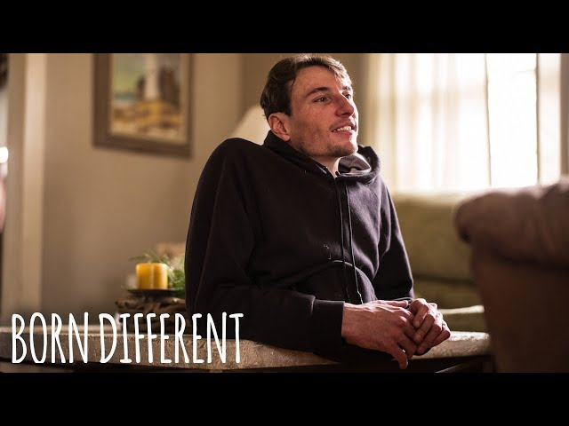 I Have Half A Body | BORN DIFFERENT