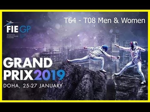 Fencing GRAND PRIX QATAR 2019 - Daily Feed