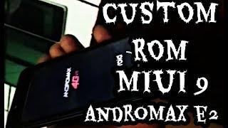 Custom Rom Andromax E2