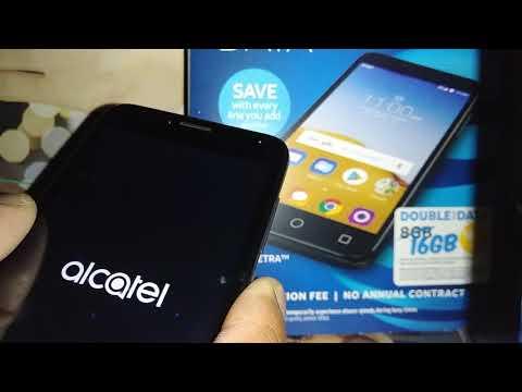 Alcatel Tetra videos (Meet Gadget)